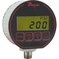 dwyer 數位壓力錶 