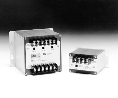 轉換器及監視器 PAC & PAV Moore_AC Power 