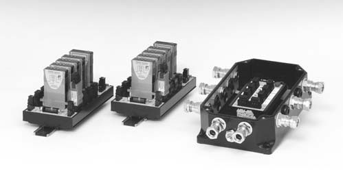 現場總線及電源供應 